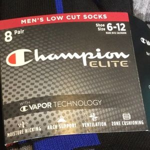 Underwear & Socks - Champion Elite Socks ‼️Must Bundle‼️no Discount ‼️